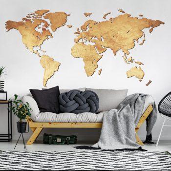 Dekoracja-na-sciane-sikorkanet_drewniana-mapa-swiata-250-dab-g